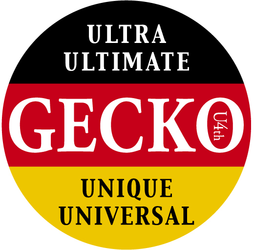 GECKOパロディステッカーGバージョン